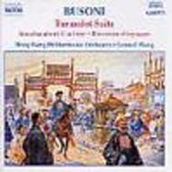 トゥーランドット組曲/「ファウスト博士」のための2つの習作/他 ウォン/香港フィルハーモニー管弦楽団