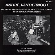 幻想交響曲、序曲『ローマの謝肉祭』 ヴァンデルノート&ベルギー・フランス語放送交響楽団(RTBF交響楽団)
