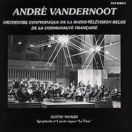 交響曲第1番『巨人』 ヴァンデルノート&ベルギー・フランス語放送交響楽団(RTBF交響楽団)