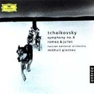 交響曲第6番『悲愴』、『ロメオとジュリエット』 プレトニョフ&ロシア・ナショナル管弦楽団