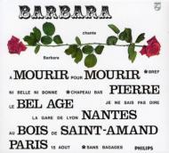 Barbara Chante Et Saccompagne