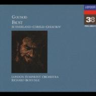 グノー:歌劇[ファウスト]全曲 ボニング指揮/ロンドン交響楽団