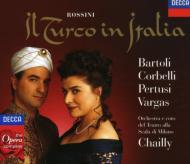 歌劇『イタリアのトルコ人』全曲 シャイー&ミラノ・スカラ座管弦楽団、バルトリ、ペルトゥージ(2CD)