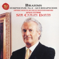 Sym.4, Alto Rhapsody: Colin Davis / Bavarian.rso, Stutzmann(A)