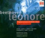 Leonore: Blomstedt / Skd Moser Donath T.adam Ridderbusch Lorenz