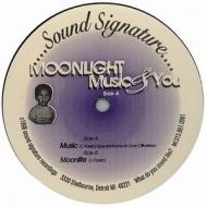 Moonlight Music & You (12インチシングルレコード)