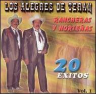 Rancheras Y Nortenas: Vol.1