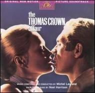 Thomas Crown Affair ('68)-Soundtrack