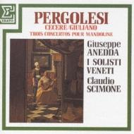 Mandolin Concertos: Scimone / I Solisti Veneti