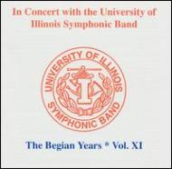 University Of Illinois Symphonic Band Vol.11