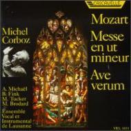 Requiem, Mass K.427, Ave Verum: Corboz / Lausanne Vocal & Instrumental Ens