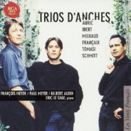 Trio For Oboe, Clarinet & Bassoon: Trio D'anches