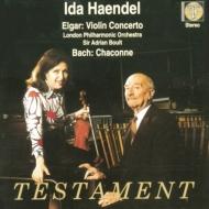 ヴァイオリン協奏曲 イダ・ヘンデル、エードリアン・ボールト&ロンドン・フィル