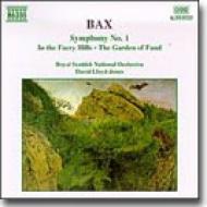交響曲No.1/交響詩「妖精の丘にて」 ロイド=ジョーンズ/ロイヤル・スコティッシュPO