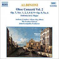 オーボエ協奏曲集Vol.2 カムデン/ジョージアディス/ロンドン・ヴィルトゥオーソ