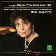 Piano Concertos.1, 2: Pires(P)jordan / Monte Carlo Opera.o