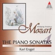 Comp.piano Sonatas Vol.4: Engel