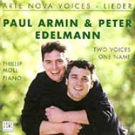 Duets: Paul Edelmann, Peter Edelmann(Br)moll(P)
