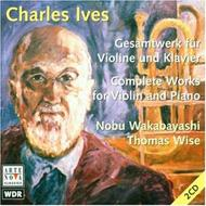 Works For Violin & Piano: 若林暢(Vn)thomas Wise(P)