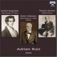 Piano Sonatas: Ruiz