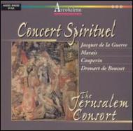 Concert Spiritual: Jerusalem Consort