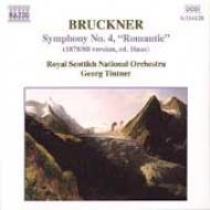 交響曲No.4変ホ長調「ロマンティック」(ハース版) ティントナー/ロイヤル・スコティッシュ管弦楽団