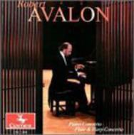 Piano Concerto, Concerto For Flute & Harp: Avalon(P)rachleff / Foundation Fo