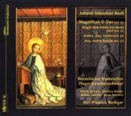 Motets.1, 3, 5, Magnificat: Windsbacher Knabenchor