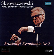 交響曲第7番 スクロヴァチェフスキ&NHK交響楽団(1999年1月21日ライヴ)