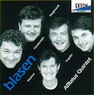 ブラーゼン:ドイツ木管五重奏曲集 アフラートゥス・クインテット