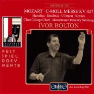 Mass K.427: Bolton / Salzburg Mozarteum.o (2001.7.31)