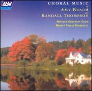 Choral Works: Somerville / Harvard University