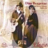 Duo Bergerac(G)Elegie-works For 2 Guitar