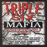 Three 6 Mafia/Underground Vol.1