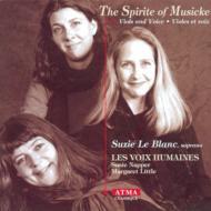 The Spirit Of Music: Leblanc(S)les Voixhumaines