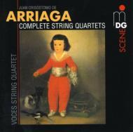 String Quartet.1, 2, 3: Voces.sq