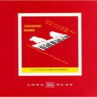 チャイコフスキー:ピアノ協奏曲第1番、ブラームス:ピアノ協奏曲第2番 ホロヴィッツ、トスカニーニ&NBC響
