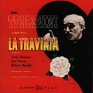 『椿姫』全曲 トスカニーニ&NBC響、アルバネーゼ、ピアース、他(1946 モノラル)(2CD)
