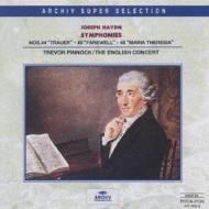 Sym, 44, 45, 48, : Pinnock / English Concert