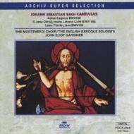 Cantatas.106, 118, 198: Gardiner / Monteverdi Choir