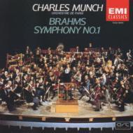 交響曲第1番 ミュンシュ&パリ管弦楽団