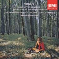 Four Seasons: Mutter(Vn)Karajan / Vpo