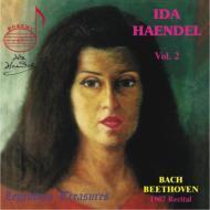 Chaconne / Violin Sonata.7: Ida Haendel