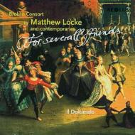 Matthew Locke And Contemporaries: Il Dolcimelo