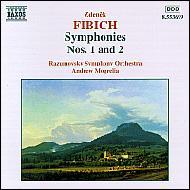 交響曲第1番ヘ長調Op.17/同第2番変ホ長調Op.38 モグレリア/ラズモフスキー・シンフォニー・オーケストラ
