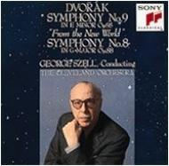 Sym.8, 9: Szell / Cleveland O