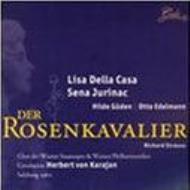 Der Rosenkavalier: Karajan / Vpo, Della-casa, Edermann, Jurinac ('60)