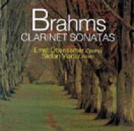 Clarinet Sonatas.1, 2: Ottensamer(Cl)Vladar(P)+stravinsky, Messiaen