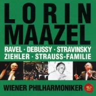 Maazel / Vpo Ravel, Stravinsky, Debussy & From New Year's Concert