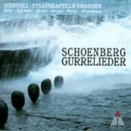グレの歌 シノーポリ&シュターツカペレ・ドレスデン、モーザー、ラーモア、リーゲル(2CD)